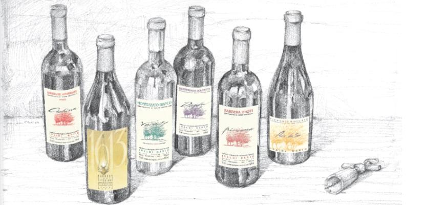 vendita vini del Monferrato