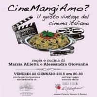 CineMangiAmo? Torino - Venerdì 23 gennaio